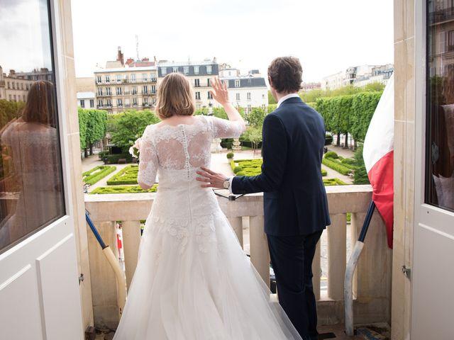 Le mariage de Jean-Baptiste et Claire à Paris, Paris 22