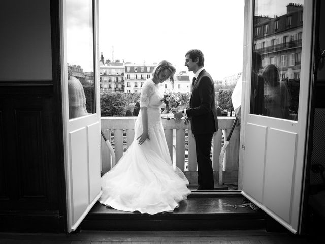 Le mariage de Jean-Baptiste et Claire à Paris, Paris 23