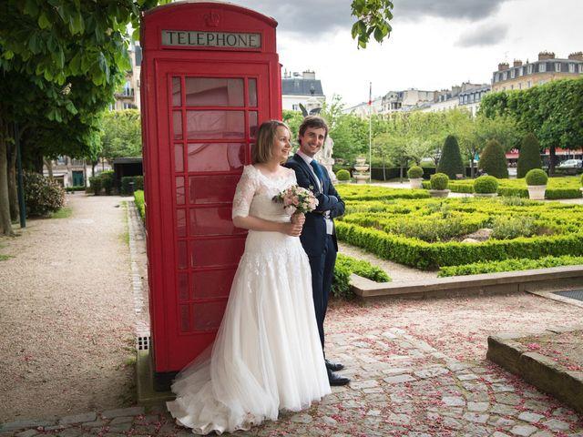 Le mariage de Jean-Baptiste et Claire à Paris, Paris 25