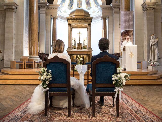 Le mariage de Jean-Baptiste et Claire à Paris, Paris 34