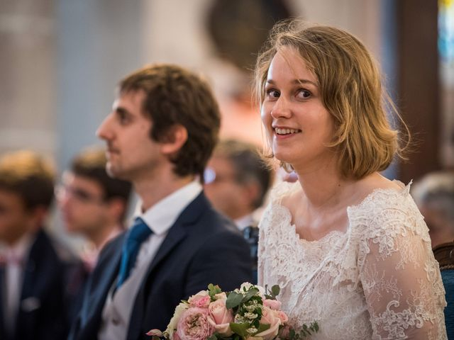 Le mariage de Jean-Baptiste et Claire à Paris, Paris 35