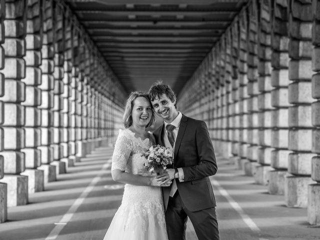 Le mariage de Jean-Baptiste et Claire à Paris, Paris 40