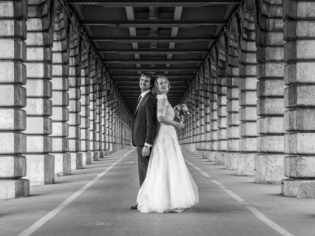 Le mariage de Jean-Baptiste et Claire à Paris, Paris 42