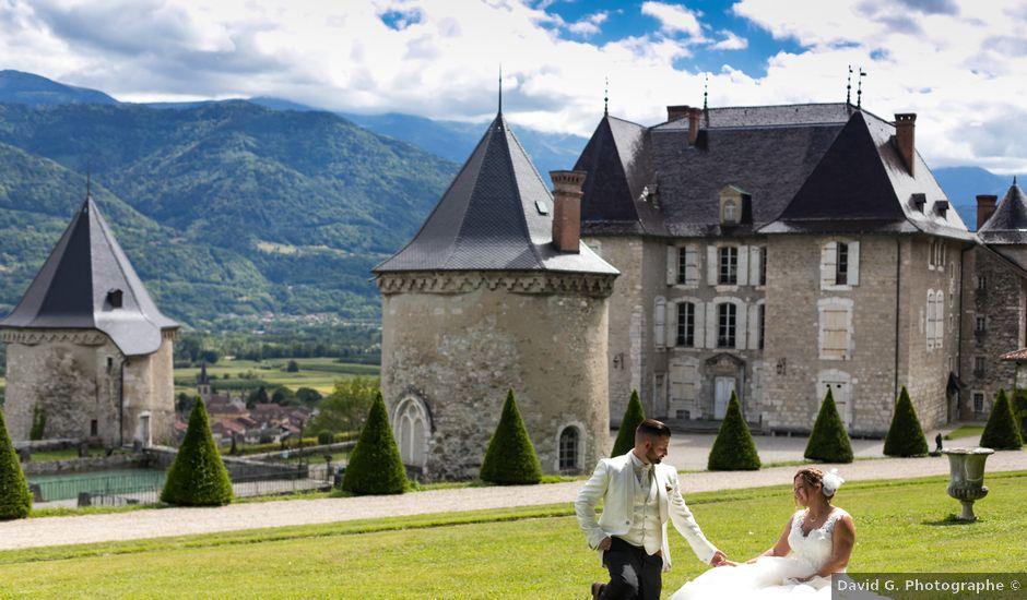 Le mariage de Maxence et Laura à Le Touvet, Isère