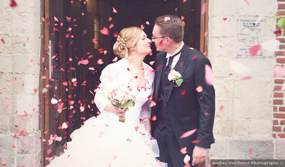 Le mariage de Quentin et Laure à Marly, Nord