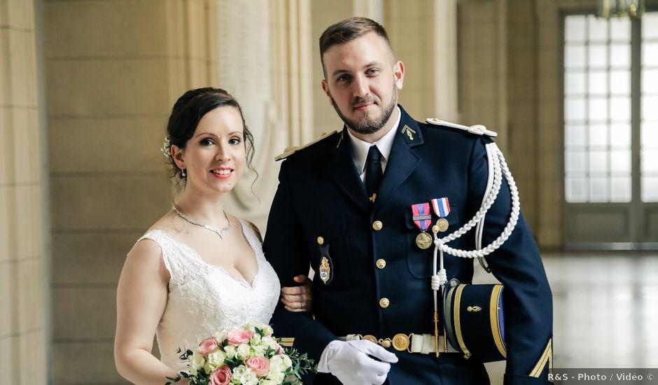 Le mariage de Alexandre et Elsa à Versailles, Yvelines