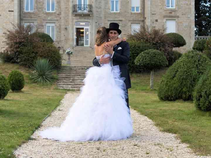 Le mariage de Marie-Laure et Joël