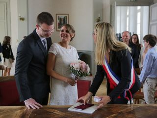Le mariage de Cindy et Vincent 1