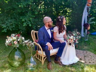 Le mariage de Leïla et Jérémy