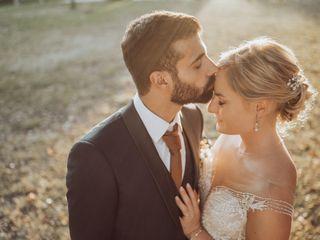 Le mariage de Ghyslain et Sandra