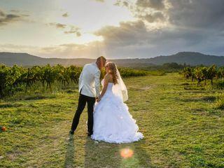 Le mariage de Andréa et Fabien
