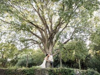 Le mariage de Dulce et Cédric