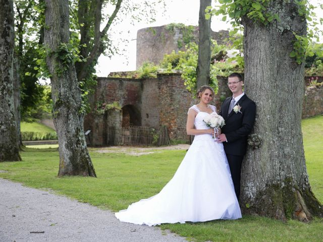 Le mariage de Cindy et Vincent