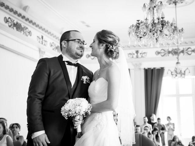 Le mariage de Damien et Elodie à L'Isle-Jourdain, Gers 45