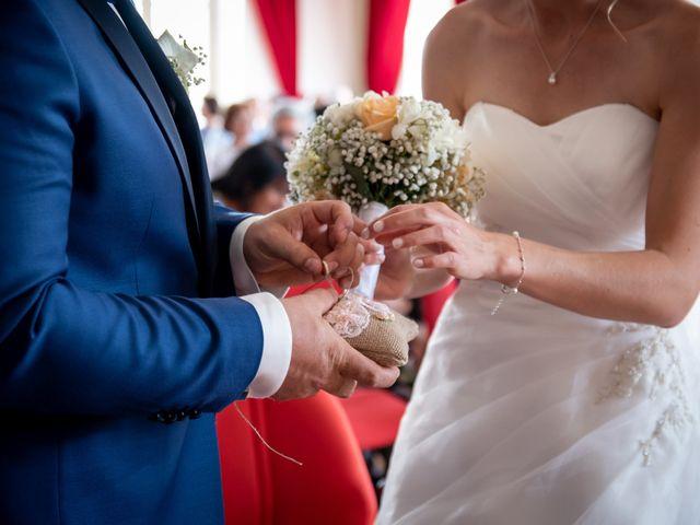 Le mariage de Damien et Elodie à L'Isle-Jourdain, Gers 49