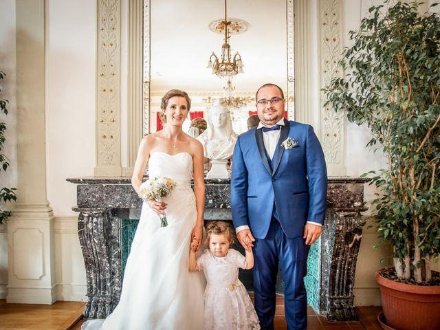 Le mariage de Damien et Elodie à L'Isle-Jourdain, Gers 52