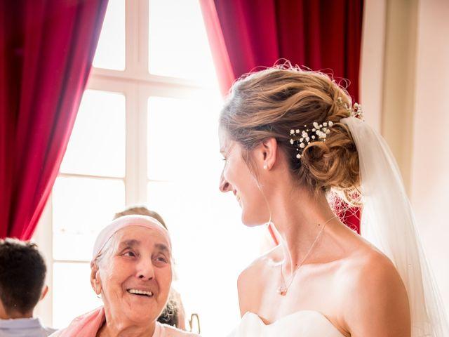 Le mariage de Damien et Elodie à L'Isle-Jourdain, Gers 55