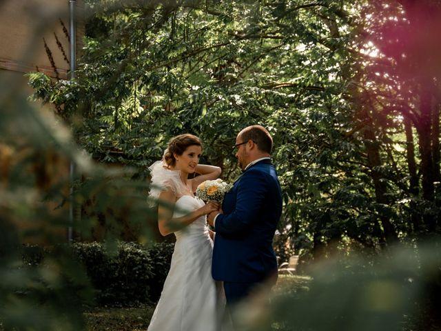 Le mariage de Damien et Elodie à L'Isle-Jourdain, Gers 63
