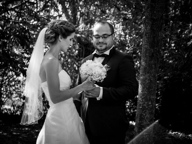 Le mariage de Damien et Elodie à L'Isle-Jourdain, Gers 65