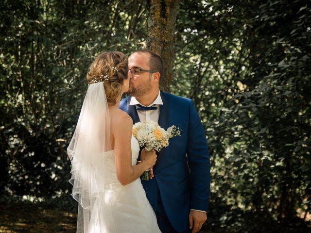 Le mariage de Damien et Elodie à L'Isle-Jourdain, Gers 66