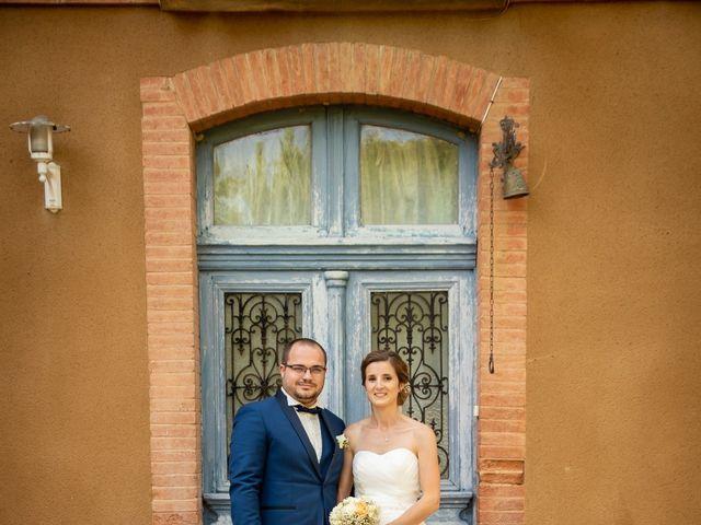 Le mariage de Damien et Elodie à L'Isle-Jourdain, Gers 67