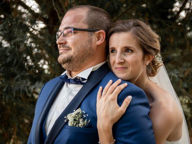 Le mariage de Damien et Elodie à L'Isle-Jourdain, Gers 72