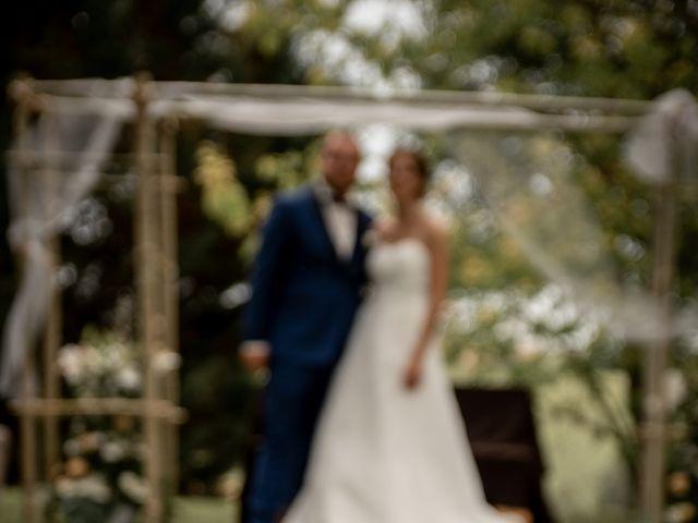 Le mariage de Damien et Elodie à L'Isle-Jourdain, Gers 74