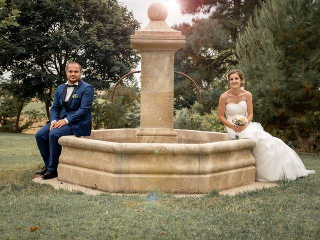 Le mariage de Damien et Elodie à L'Isle-Jourdain, Gers 75