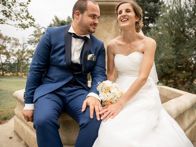 Le mariage de Damien et Elodie à L'Isle-Jourdain, Gers 78