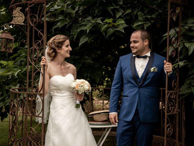 Le mariage de Damien et Elodie à L'Isle-Jourdain, Gers 80