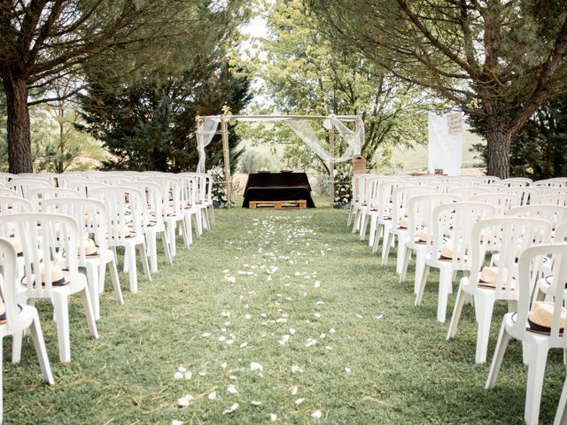 Le mariage de Damien et Elodie à L'Isle-Jourdain, Gers 94