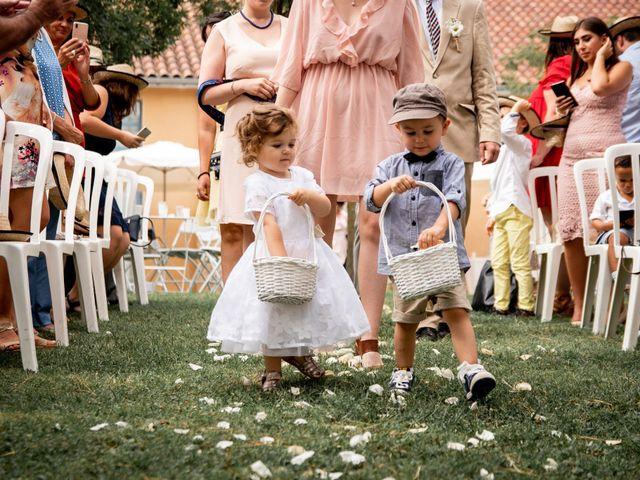 Le mariage de Damien et Elodie à L'Isle-Jourdain, Gers 102