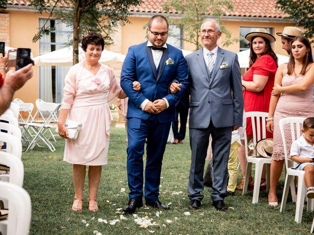 Le mariage de Damien et Elodie à L'Isle-Jourdain, Gers 104