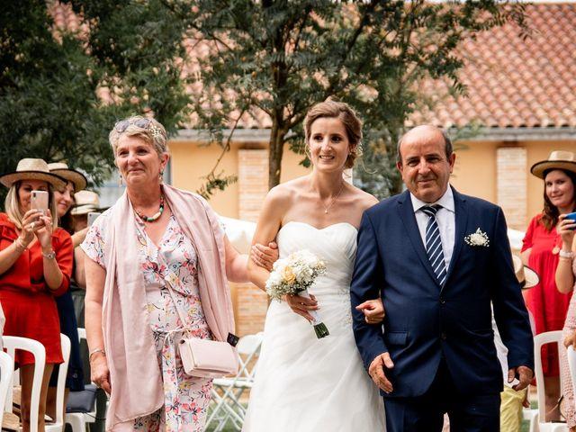 Le mariage de Damien et Elodie à L'Isle-Jourdain, Gers 105
