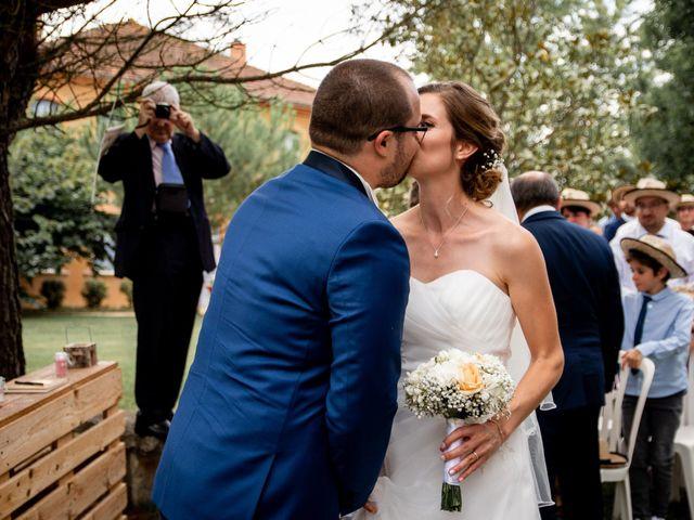 Le mariage de Damien et Elodie à L'Isle-Jourdain, Gers 112