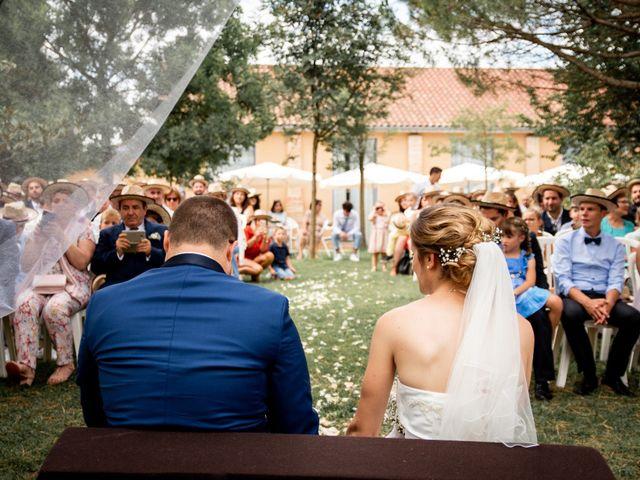Le mariage de Damien et Elodie à L'Isle-Jourdain, Gers 115