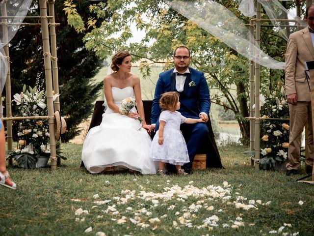Le mariage de Damien et Elodie à L'Isle-Jourdain, Gers 116