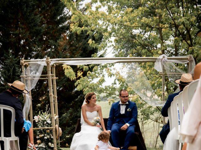 Le mariage de Damien et Elodie à L'Isle-Jourdain, Gers 117