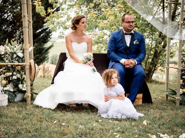 Le mariage de Damien et Elodie à L'Isle-Jourdain, Gers 120
