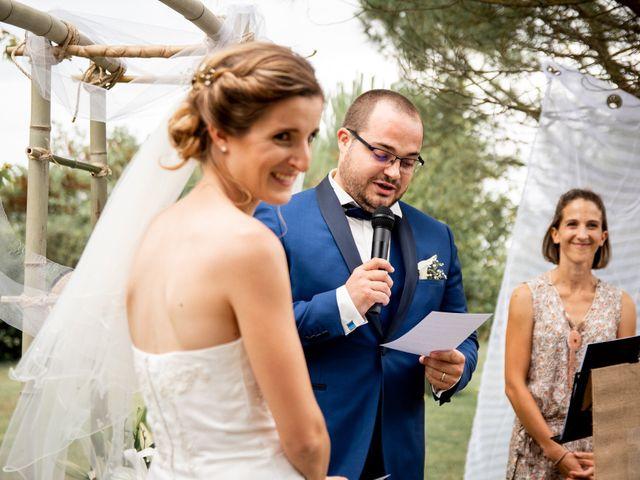 Le mariage de Damien et Elodie à L'Isle-Jourdain, Gers 125