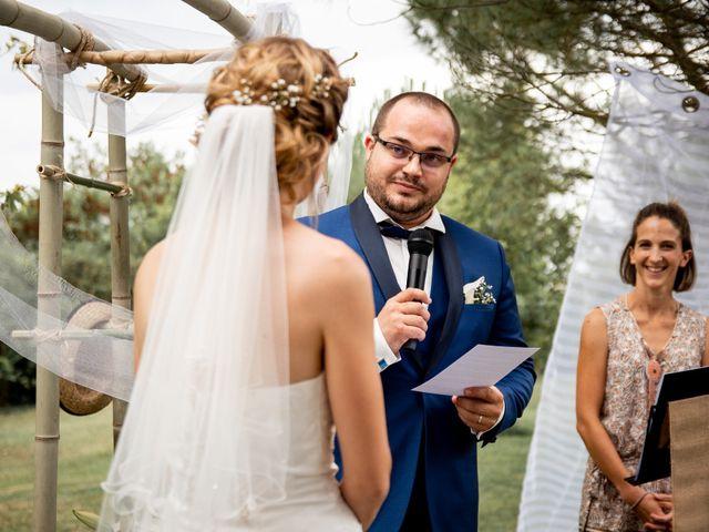 Le mariage de Damien et Elodie à L'Isle-Jourdain, Gers 126