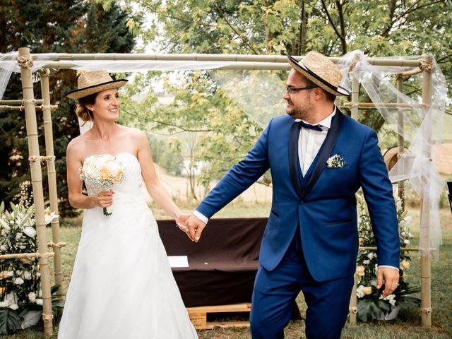 Le mariage de Damien et Elodie à L'Isle-Jourdain, Gers 133
