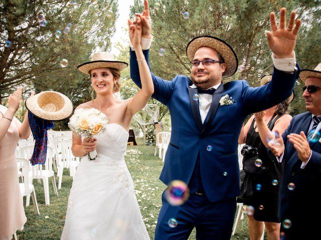 Le mariage de Damien et Elodie à L'Isle-Jourdain, Gers 135