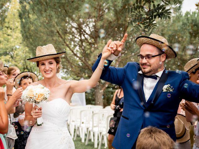 Le mariage de Damien et Elodie à L'Isle-Jourdain, Gers 136