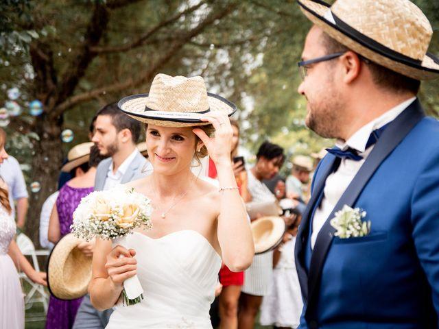 Le mariage de Damien et Elodie à L'Isle-Jourdain, Gers 137