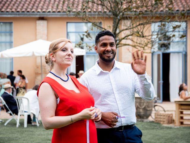 Le mariage de Damien et Elodie à L'Isle-Jourdain, Gers 163