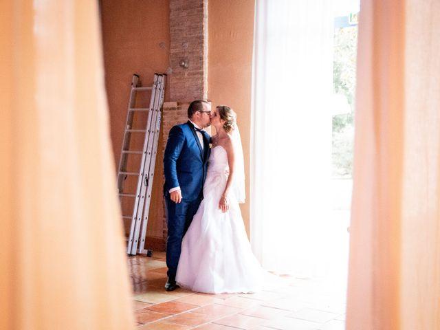 Le mariage de Damien et Elodie à L'Isle-Jourdain, Gers 164