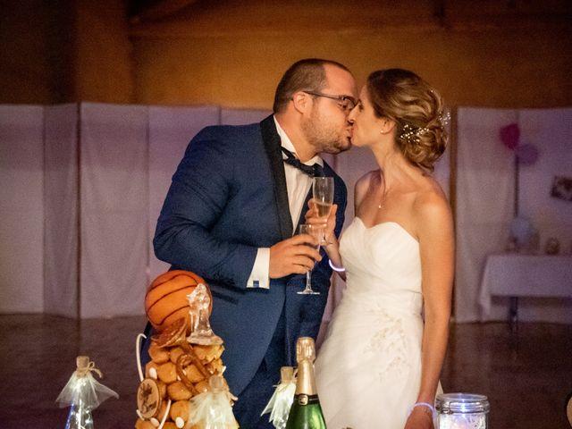 Le mariage de Damien et Elodie à L'Isle-Jourdain, Gers 173