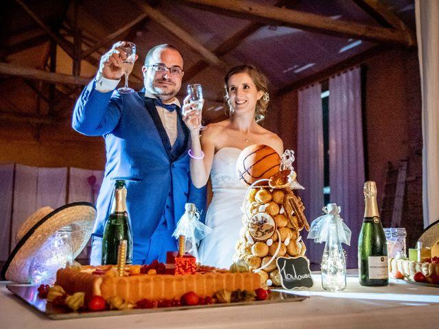 Le mariage de Damien et Elodie à L'Isle-Jourdain, Gers 176