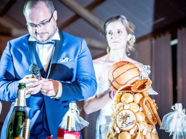 Le mariage de Damien et Elodie à L'Isle-Jourdain, Gers 178